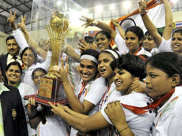Indian eves win first World Cup Kabaddi tournament