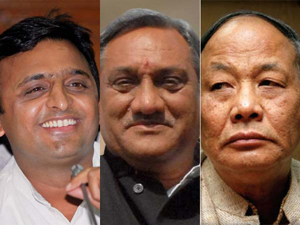 SP wrests back UP, Cong wins in Manipur & Uttarakhand