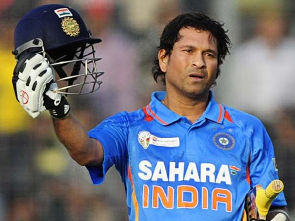Sachin scores 100th international ton, quits one-dayers in December