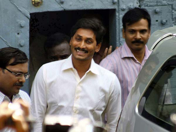 CBI arrests Jaganmohan Reddy