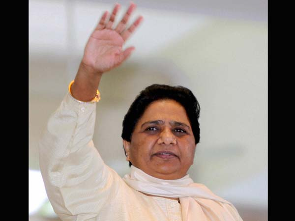 SC dismisses DA case against Mayawati