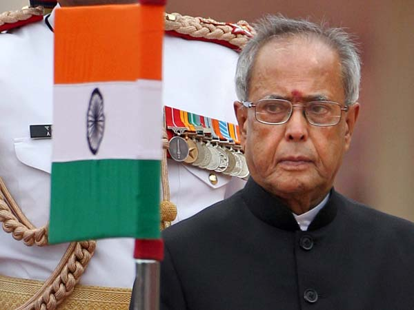 Pranab Mukherjee elected India's 13th President