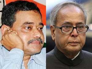 Abhijit Mukherjee and Pranab Mukherjee