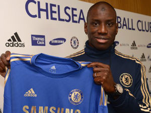 EPL: Chelsea complete Demba Ba signing