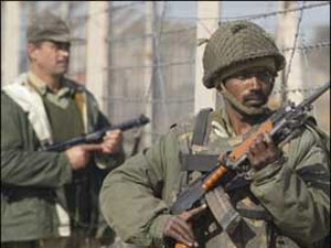 Soldier killed in cross-border raid: Pak