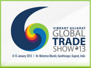 Vibrant Gujarat Jan 2013