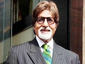 Amitabh Bachchan Smile