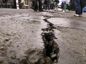 Earthquake Shimla