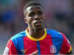 Man United close in on Wilfried Zaha