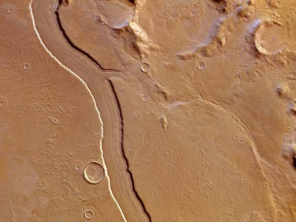 River on Mars