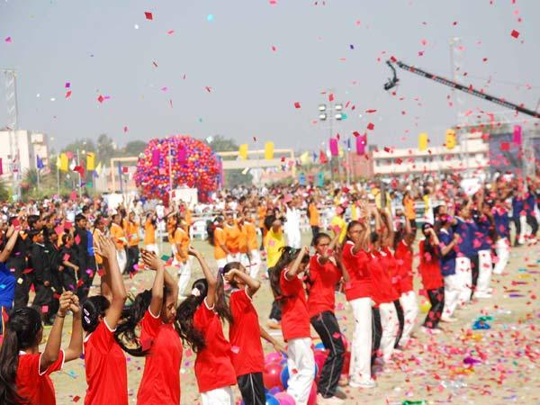 Gujarat Khel Mahakumbh