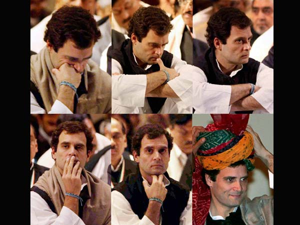 Rahul's special moments captured in one frame