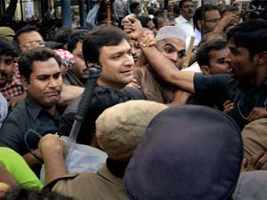 Owaisi brothers behind bars
