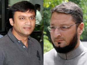 Akbaruddin and Asaduddin Owaisi
