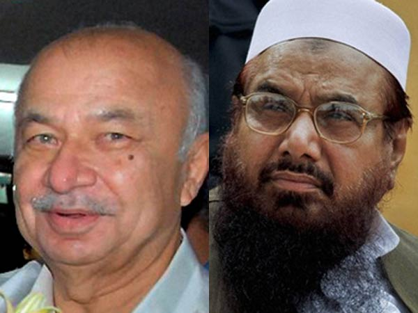 Shinde allows Saeed to embarrass India