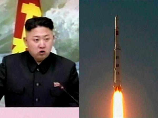 Kim Jong un North Korea Rocket