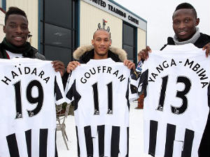All transfer news for Newcastle United
