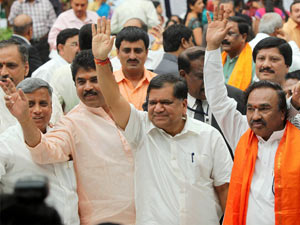 Shettar warns of backlash