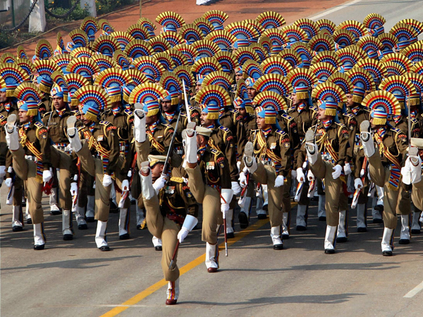 R-Day Parade