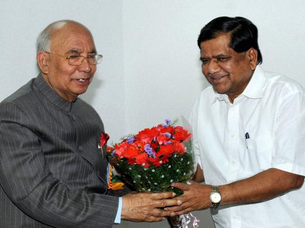 Jagadish Shettar HR Bhardwaj