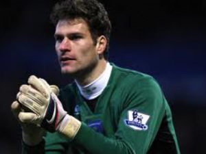 Begovic set to join Manchester United