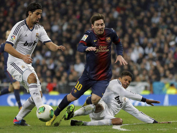 EL Clasico:Real Madrid v Barcelona Stats