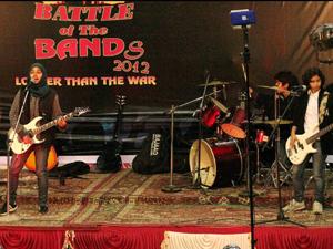 Kashmir Band Girls