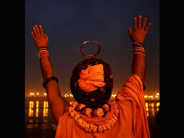 Naga Sadhus at Kumbh Mela