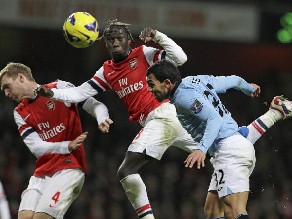EPL: Arsenal hopeful of top-four finish