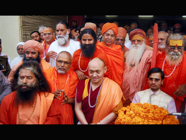 Baba Ramdev and other Dharam Gurus