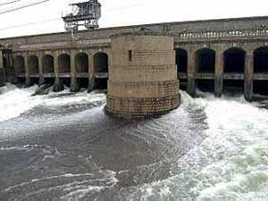 Cauvery KRS Dam