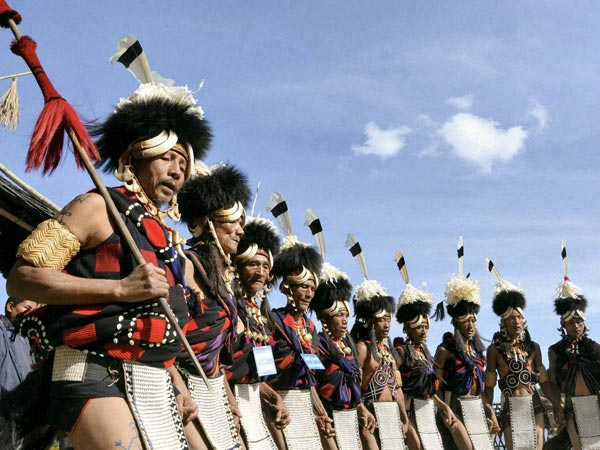 Nagaland Tribesmen