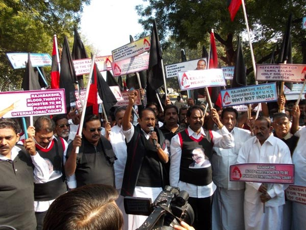 Vaiko addresses party workers