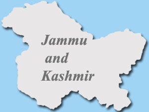 J&K Map