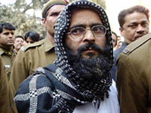 Afzal Guru was hanged for eight minutes