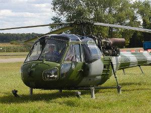 Westland helicopter