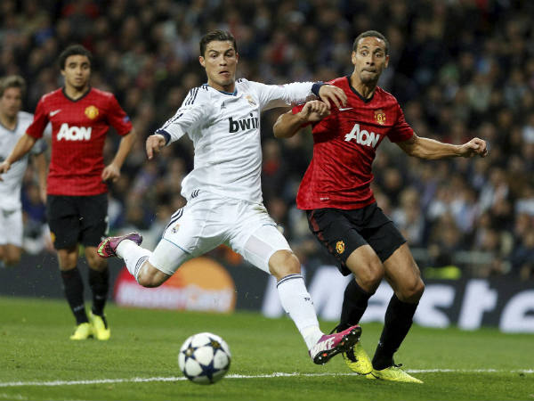 Emotional to play against United:Ronaldo