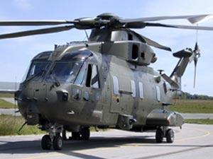 Agusta Westland Chopper
