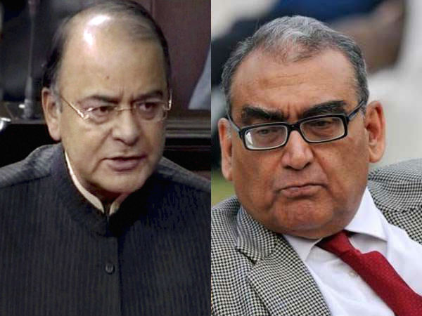 Katju must quit Press Council: Jaitley