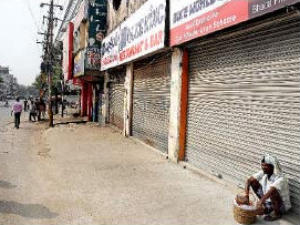Bandh in India