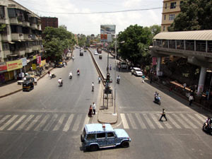 Bandh in Bangalore