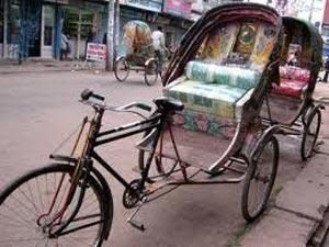 Cycle rikshaws