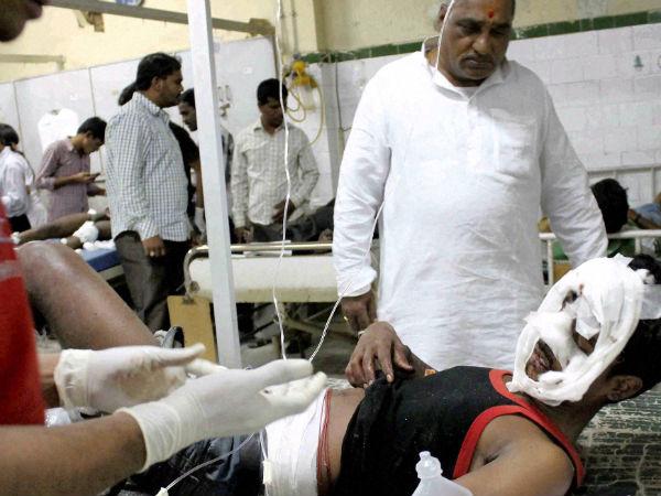 Hyderabad Blasts Victims