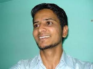 Bangalore-based journalist Muthi-ur-Rehman Siddiqui
