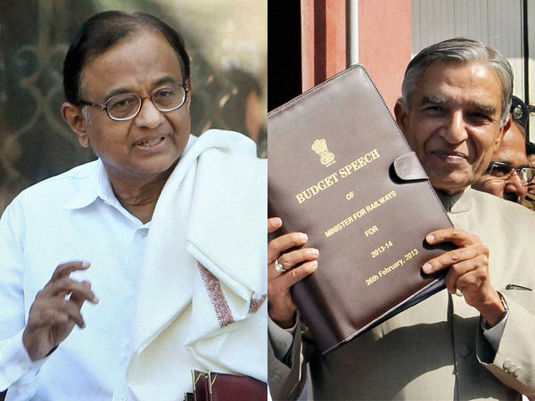 P Chidambaram and Pawan Kumar Bansal