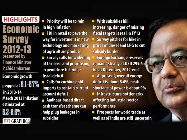Economic Survey 2012-13