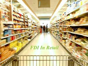 Govt falls flat on Retail FDI