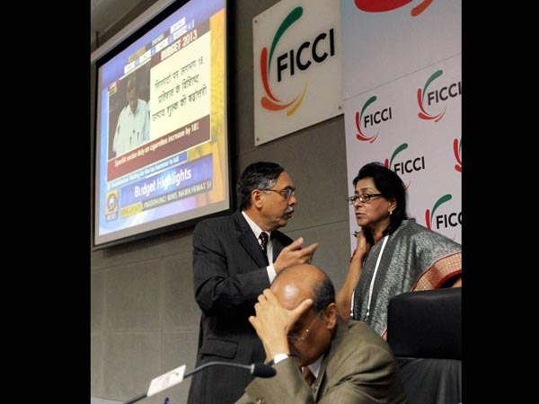 FICCI members discuss Budget 2013-14