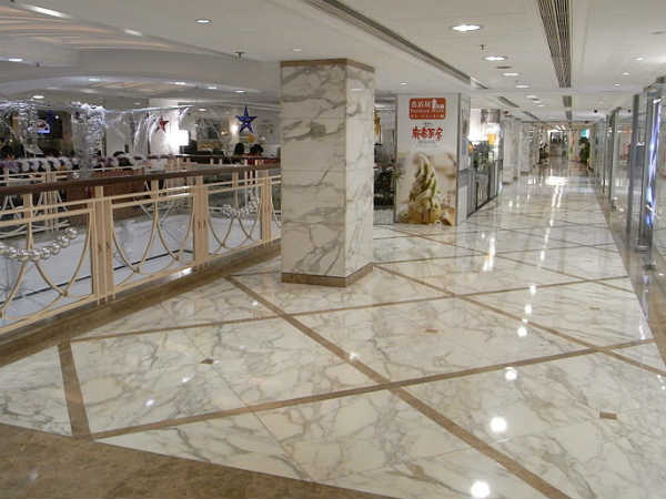 Budget - what get costlier: Marble