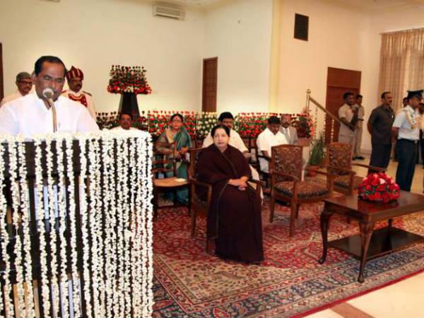 New Ministers in Tamil Nadu